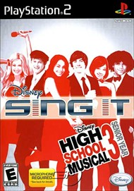 Rent Disney Sing It: High School Musical 3 Senior Year for PS2