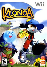Rent Klonoa for Wii