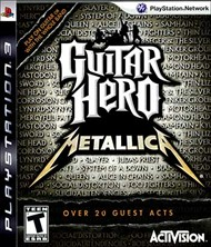 Buy Guitar Hero: Metallica for PS3