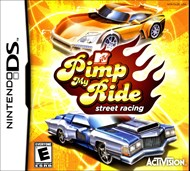 Rent Pimp My Ride: Street Racing for DS