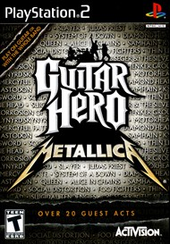 Rent Guitar Hero: Metallica for PS2