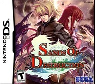 Rent Sands of Destruction for DS