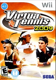 Rent Virtua Tennis 2009 for Wii