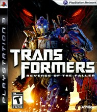 Rent Transformers: Revenge of the Fallen for PS3
