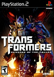 Rent Transformers: Revenge of the Fallen for PS2