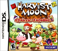 Rent Harvest Moon: Frantic Farming for DS