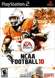 Rent NCAA Football 10 for PS2