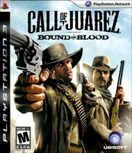 Rent Call of Juarez: Bound in Blood for PS3