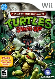 Rent Teenage Mutant Ninja Turtles: Smash-Up for Wii