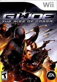Rent G.I. Joe: The Rise of Cobra for Wii