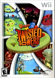 Rent Roogoo Twisted Towers for Wii