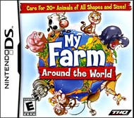 Rent My Farm Around the World for DS