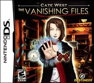 Rent Cate West: The Vanishing Files for DS