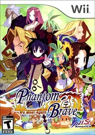 Rent Phantom Brave: We Meet Again for Wii