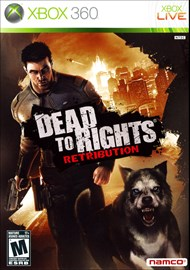 Rent Dead to Rights: Retribution for Xbox 360