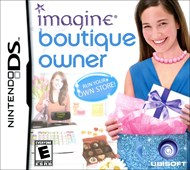 Rent Imagine: Boutique Owner for DS