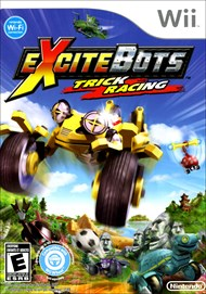Rent Excitebots: Trick Racing for Wii