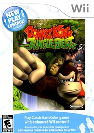 Rent Donkey Kong Jungle Beat for Wii