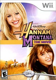 Rent Hannah Montana: The Movie for Wii