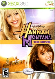 Rent Hannah Montana: The Movie for Xbox 360