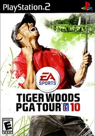 Rent Tiger Woods PGA Tour 10 for PS2