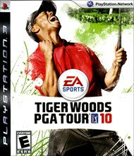 Rent Tiger Woods PGA Tour 10 for PS3