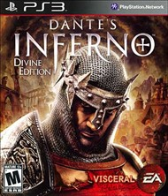Rent Dante's Inferno Divine Edition for PS3
