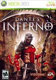 Rent Dante's Inferno for Xbox 360