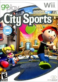 Rent Go Play: City Sports for Wii