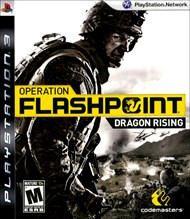Rent Operation Flashpoint: Dragon Rising for PS3