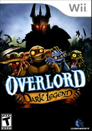 Rent Overlord: Dark Legend for Wii