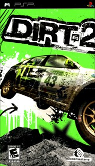 Rent Dirt 2 for PSP Games