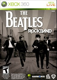 Rent The Beatles: Rock Band for Xbox 360