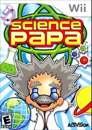 Rent Science Papa for Wii