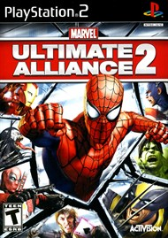 Rent Marvel: Ultimate Alliance 2 for PS2