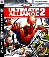 Rent Marvel: Ultimate Alliance 2 for PS3