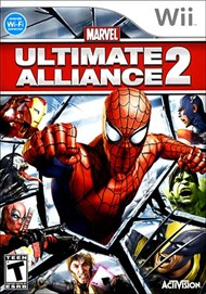 Rent Marvel: Ultimate Alliance 2 for Wii