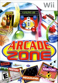 Rent Arcade Zone for Wii