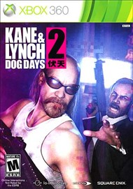 Rent Kane & Lynch 2: Dog Days for Xbox 360