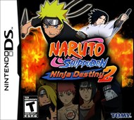 Rent Naruto Shippuden: Ninja Destiny 2 for DS