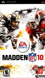 Rent Madden NFL 10 for PSP Games