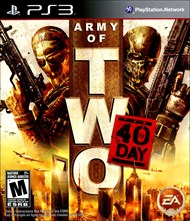 Rent Army of Two: The 40th Day for PS3