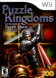 Rent Puzzle Kingdoms for Wii