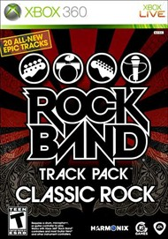 Rent Rock Band Track Pack: Classic Rock for Xbox 360