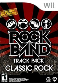 Rent Rock Band Track Pack: Classic Rock for Wii