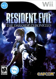 Rent Resident Evil: The Darkside Chronicles for Wii