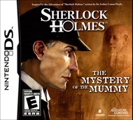Rent Sherlock Holmes: Mystery of the Mummy for DS