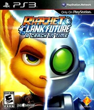Rent Ratchet & Clank Future: A Crack in Time for PS3