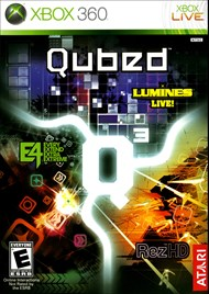 Rent Qubed for Xbox 360