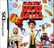 Rent Cloudy with a Chance of Meatballs for DS